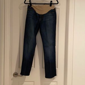 7 for all mankind maternity sz29w petite
